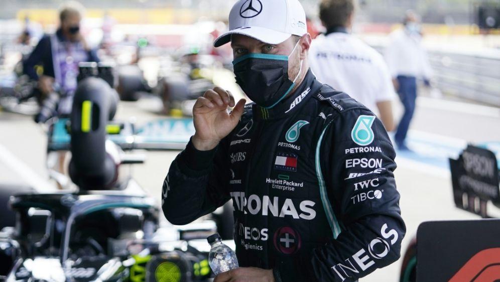 Bottas fährt seit 2017 für Mercedes - Bildquelle: POOL AFPSIDWILL OLIVER