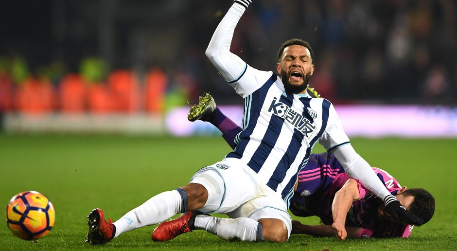 Platz 20: West Bromwich Albion - Bildquelle: 2017 Getty Images