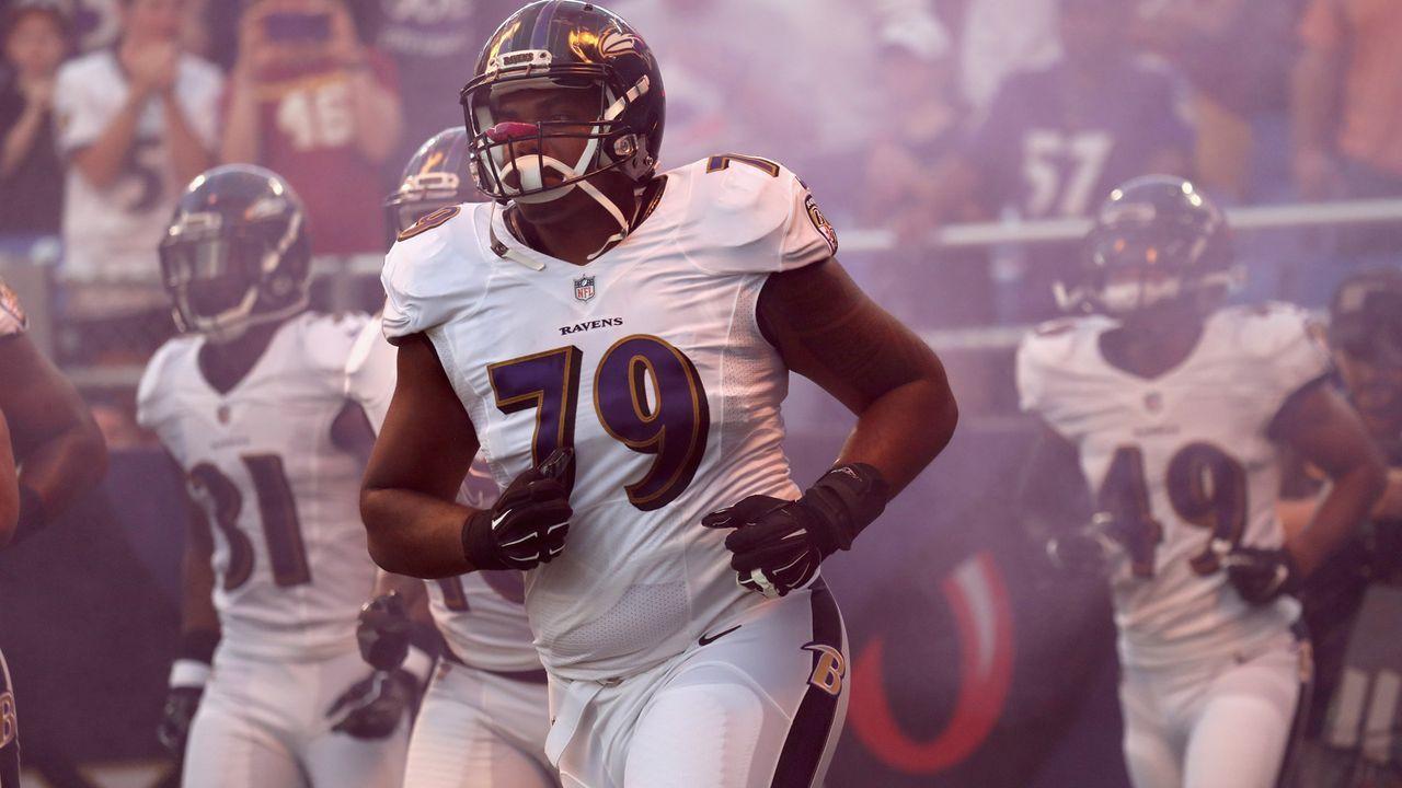 Platz 2: Baltimore Ravens - Bildquelle: 2017 Getty Images