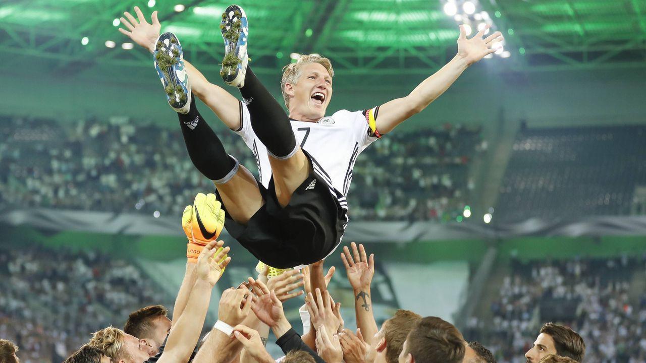 DFB-Abschied - Bildquelle: Imago
