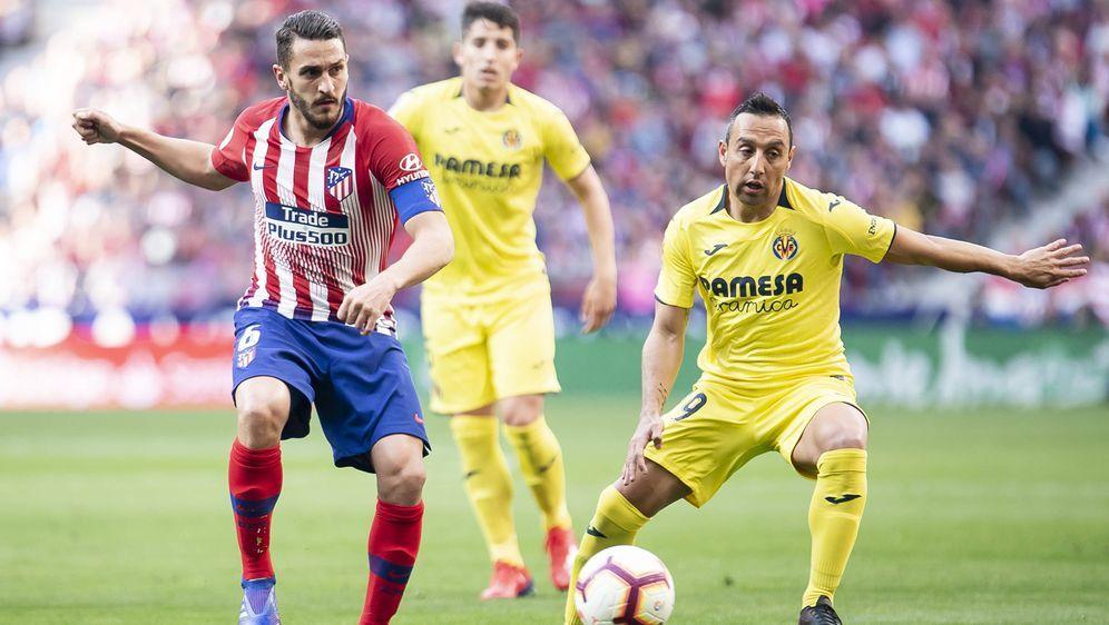 Spiel zwischen Atletico und Villarreal nicht in Miami - Bildquelle: Imago