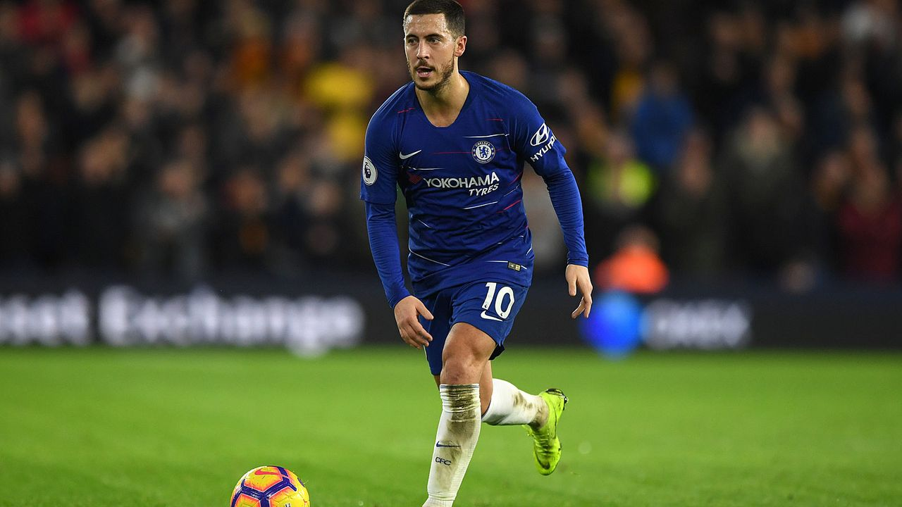 Linker Mittelfeldspieler: Eden Hazard - Bildquelle: 2018 Getty Images