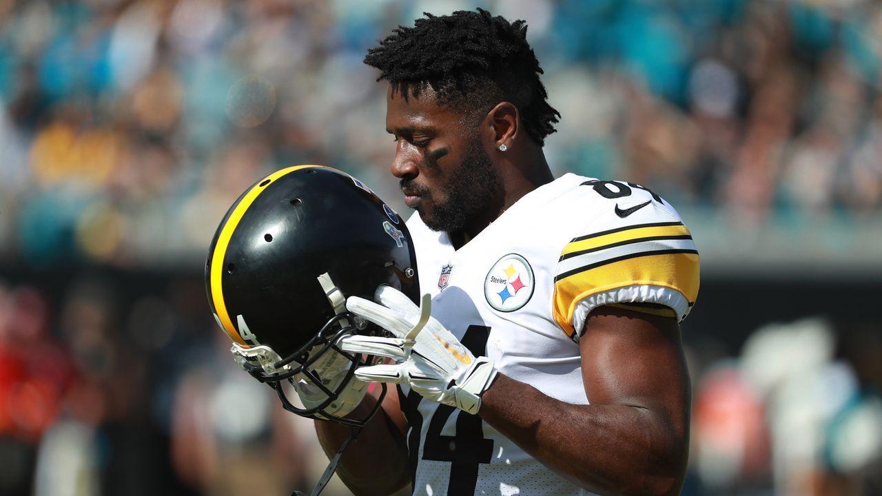 Antonio Brown (Pittsburgh Steelers)  - Bildquelle: 2018 Getty Images