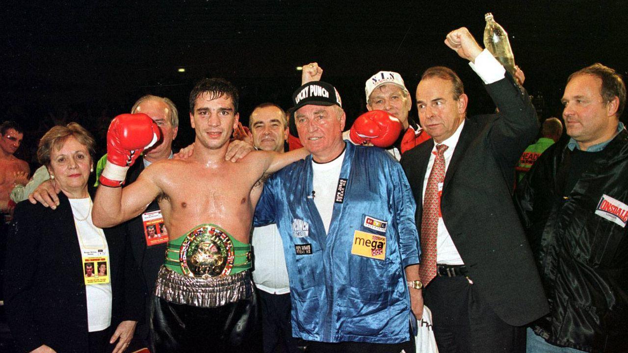 Markus Beyer: Großartiger Mensch und kompletter Boxer - Bildquelle: imago/Marianne M¸ller