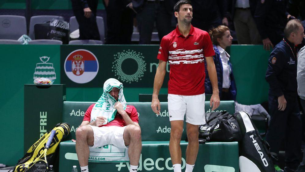 Djokovic und Serbien scheitern gegen Russland - Bildquelle: Getty