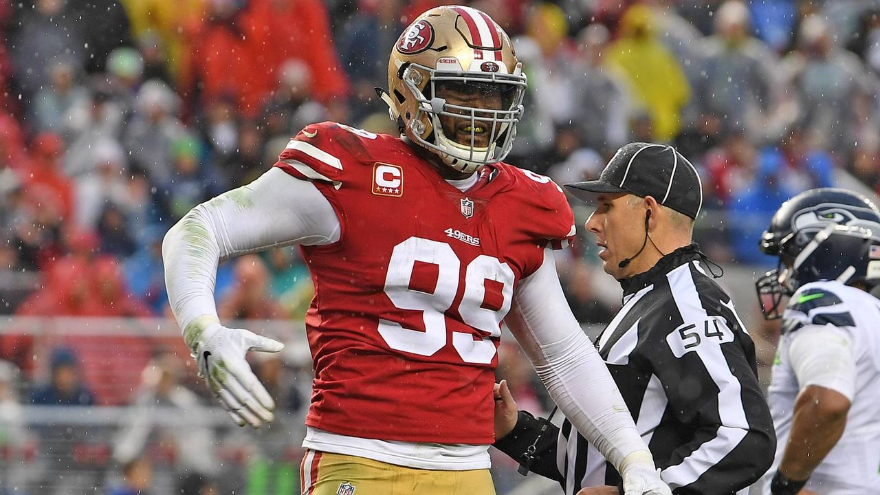 Option gezogen: DeForest Buckner (San Francisco 49ers) - Bildquelle: Getty