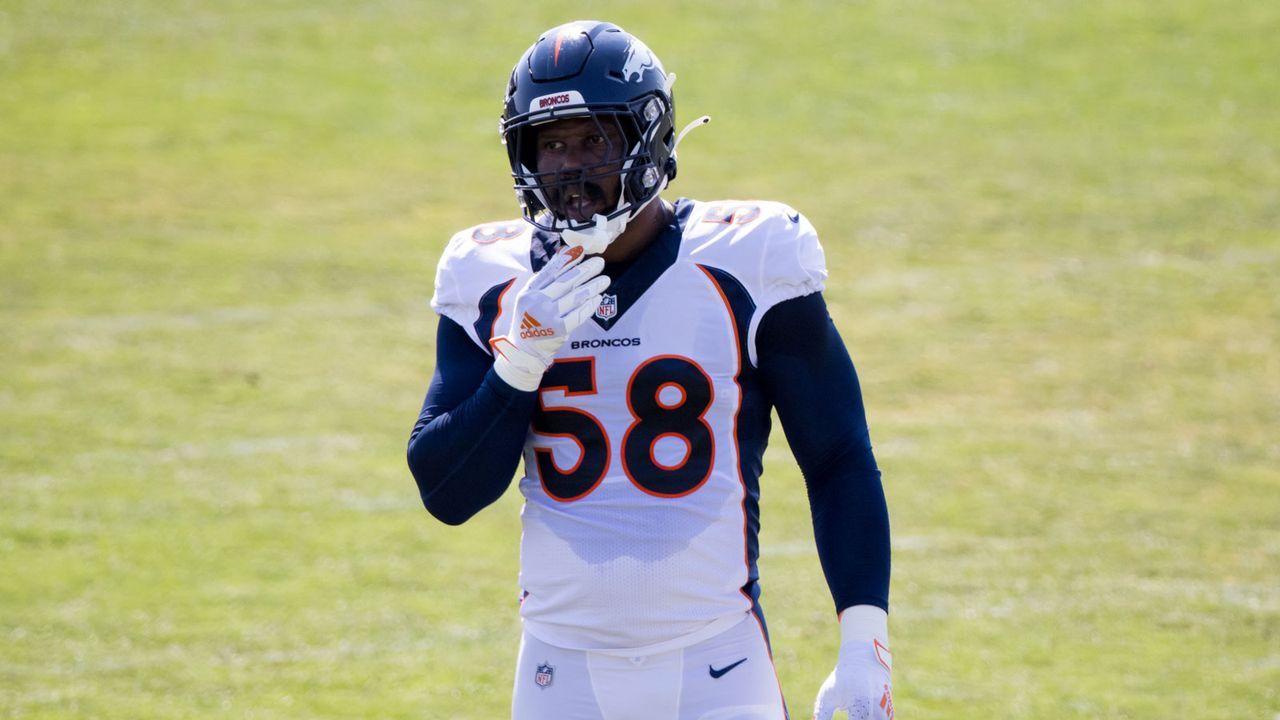 Von Miller (Linebacker) - Bildquelle: Getty Images