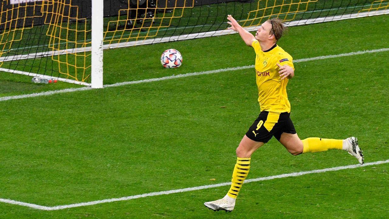 Gruppenphase, 2. Spieltag: Erling Haaland (Borussia Dortmund) - Meiste Tore nach zehn Spielen  - Bildquelle: getty