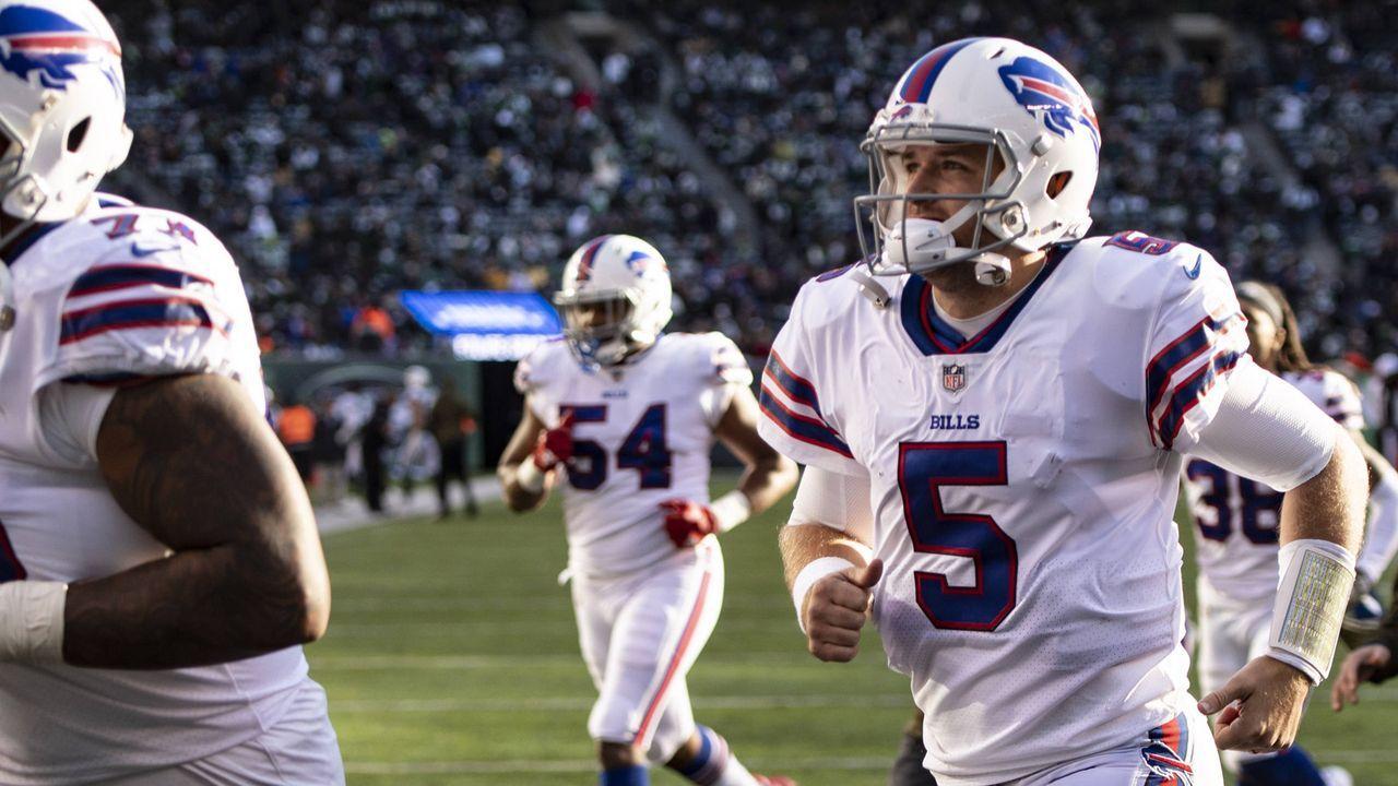Platz 5: Buffalo Bills - Bildquelle: 2016 Getty Images