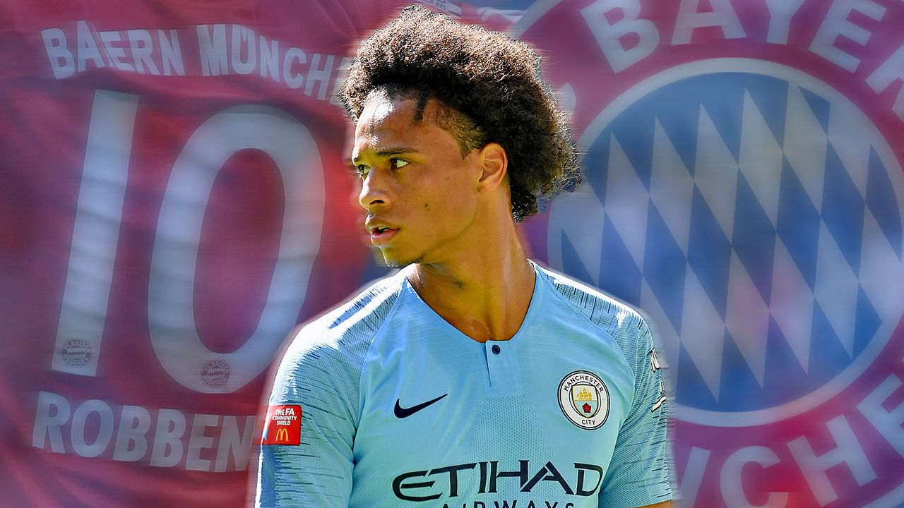 Leroy Sane (Manchester City) - Bildquelle: getty