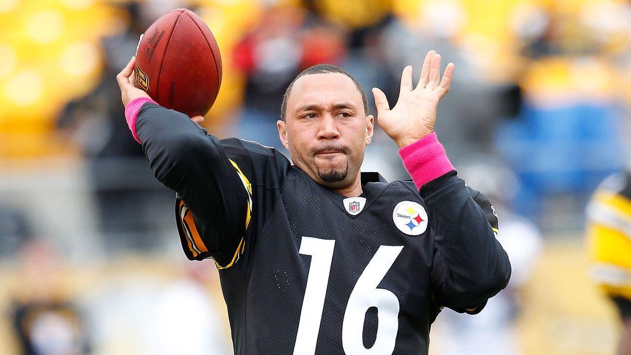 """5. Duell: Ravens siegen erneut gegen die """"Big Ben""""-losen Steelers - Bildquelle: 2010 Getty Images"""