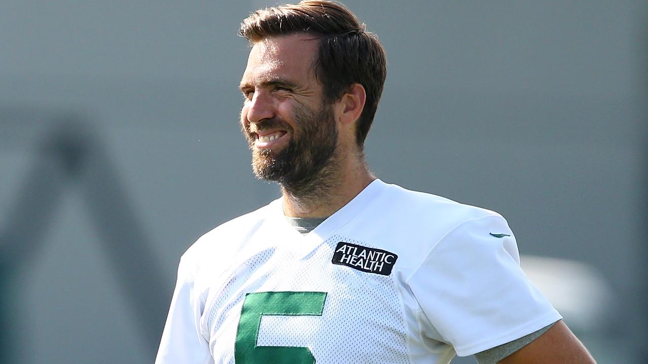 Joe Flacco (New York Jets) - Bildquelle: Getty Images
