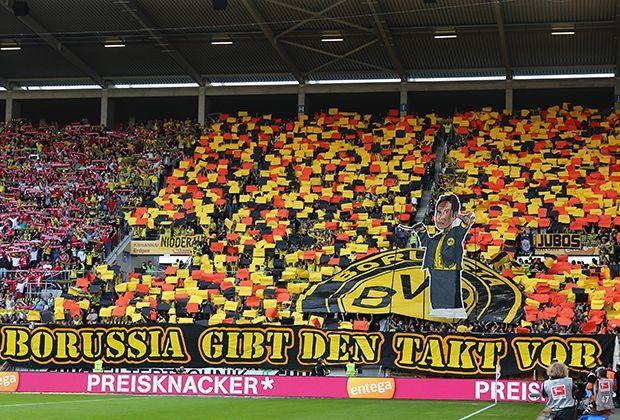 Borussia Dortmund - Bildquelle: imago/Thomas Bielefeld