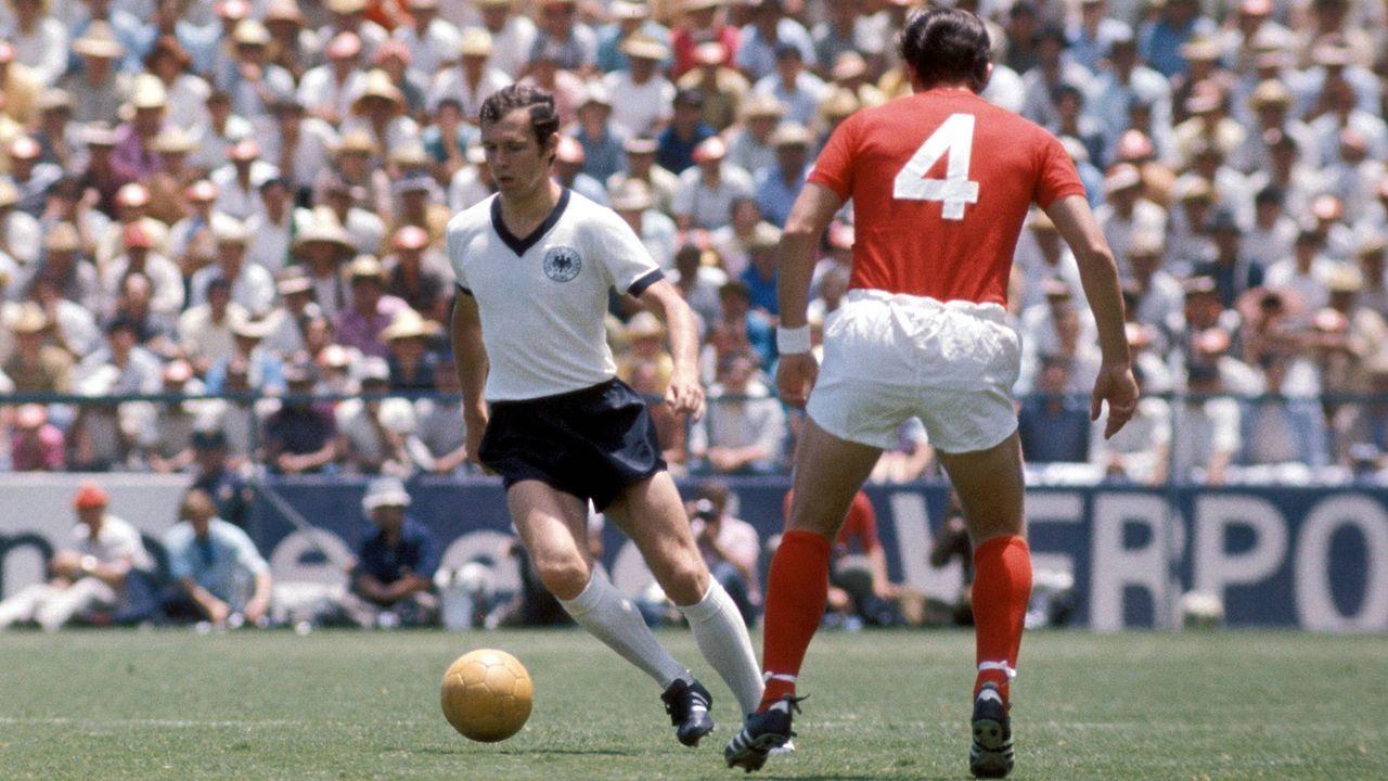 WM 1970: England - Deutschland 2:3 (2:2, 0:1) n.V. - Bildquelle: imago