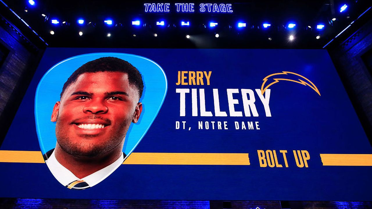Die Draft Picks der Los Angeles Chargers (7) - Bildquelle: 2019 Getty Images