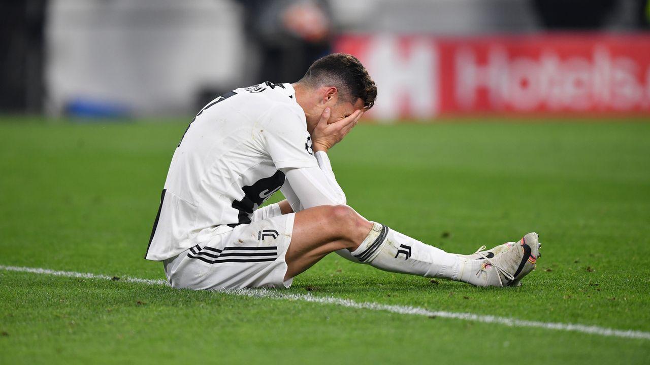 Cristiano Ronaldo (Juventus Turin) - Bildquelle: 2019 Getty Images