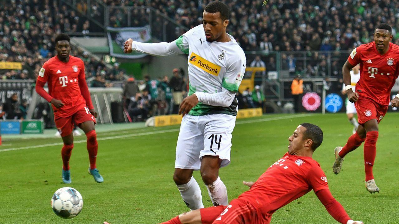 Thiago (FC Bayern München) - Bildquelle: Imago Images