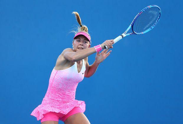 Carina Witthöft: die deutsche Tennis-Hoffnung - Bildquelle: 2015 Getty Images