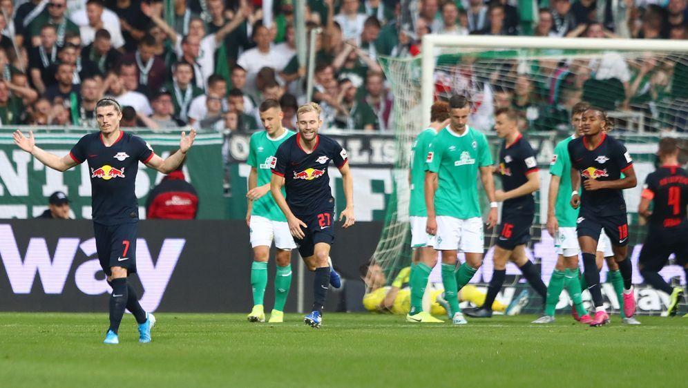 RB Leipzig hat die Tabellenspitze zurückerobert - Bildquelle: Getty Images