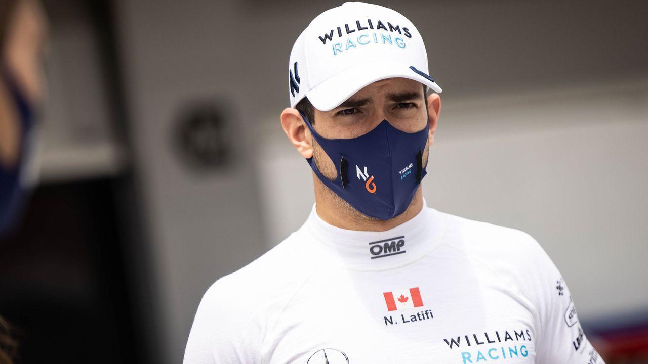 Nicholas Latifi (Williams Racing) - Bildquelle: imago images