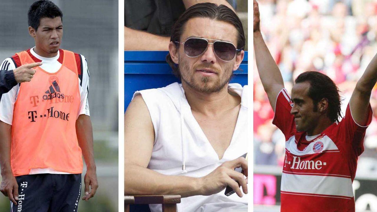 Die Flop-Elf des FC Bayern seit 2000 - Bildquelle: imago