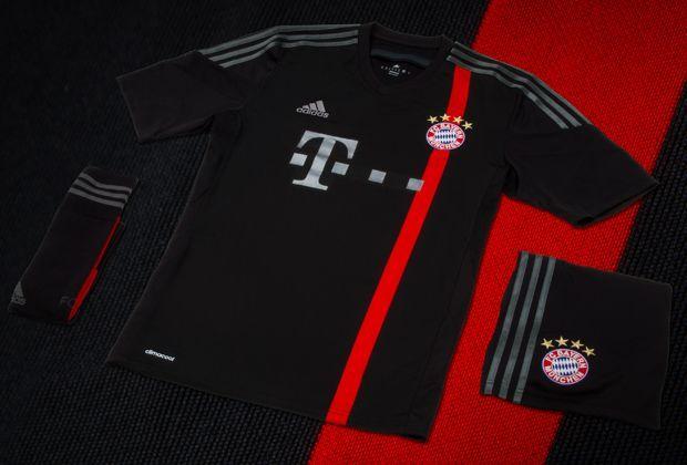 Die Bundesliga Trikots 201415