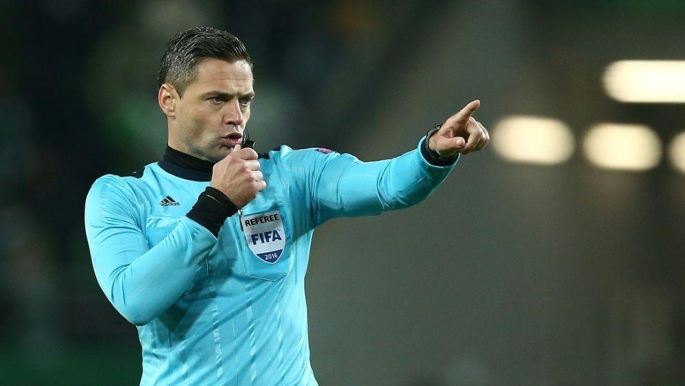 Damir Skomina pfeift das Champions-League-Finale - Bildquelle: FIROFIROSID