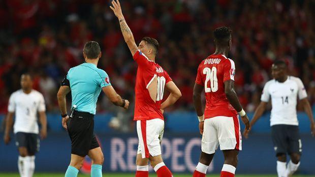 Frankreich vs. Schweiz - Bildquelle: 2016 Getty Images