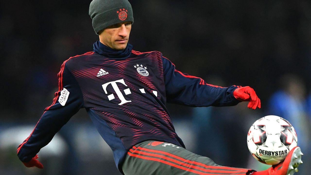 Verlierer: Thomas Müller (Bayern München) - Bildquelle: 2019 Getty Images