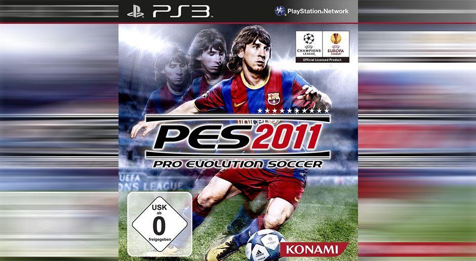 PES 2011 - Bildquelle: Konami