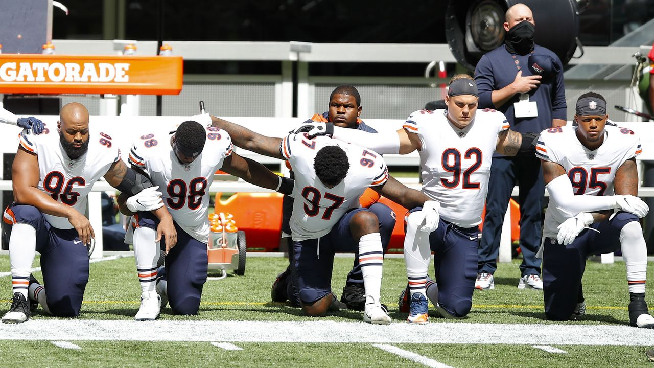 Chicago Bears - Bildquelle: Getty Images