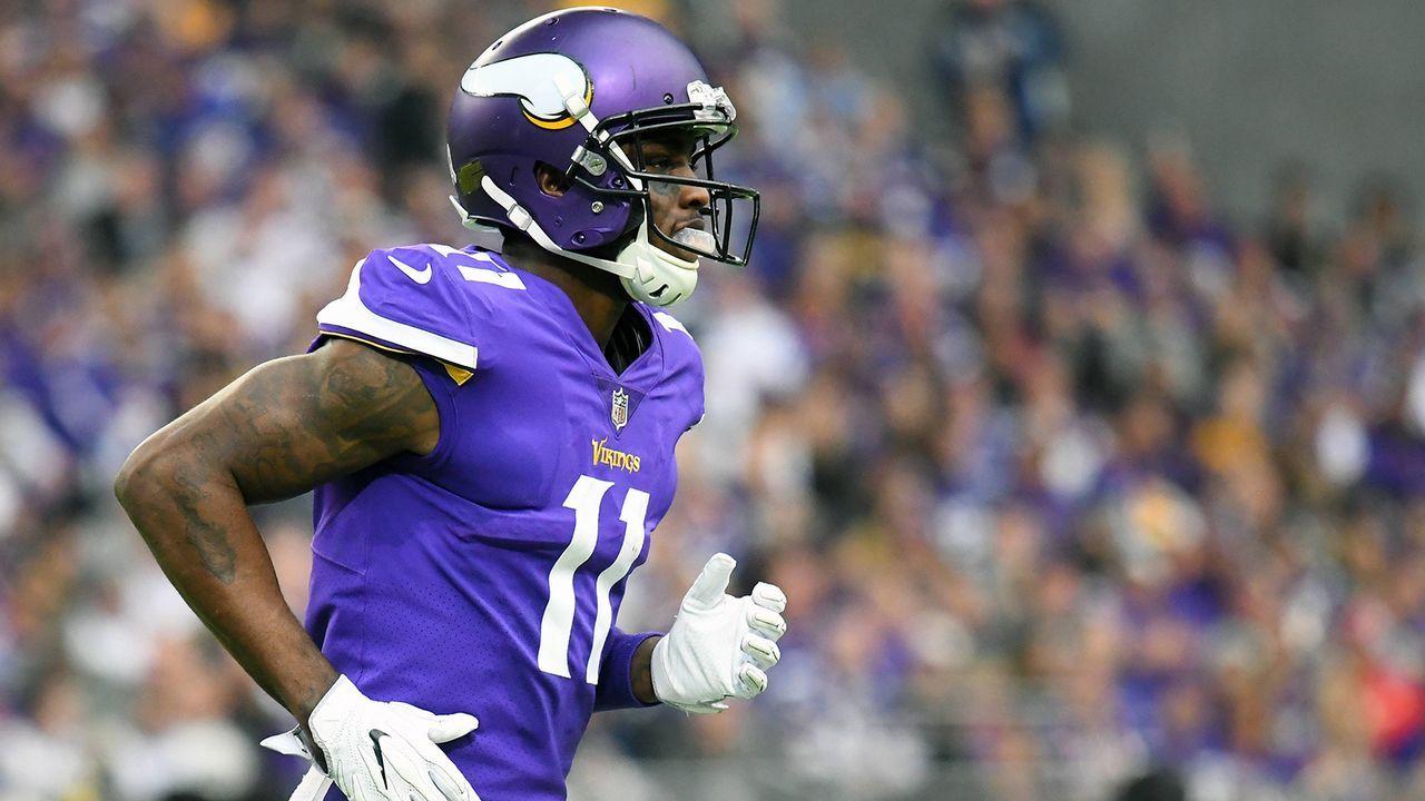Laquon Treadwell (Minnesota Vikings) - Bildquelle: Imago