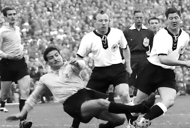 Wm 1958 Spielplan