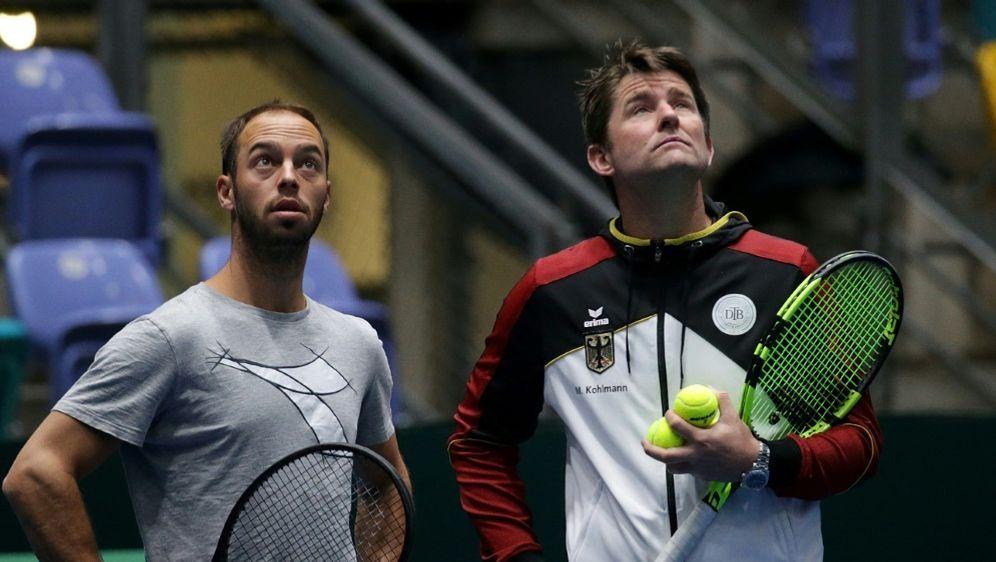 Davis Cup-Auslosung: Deutsche Spieler in Topf zwei - Bildquelle: PIXATHLONPIXATHLONSID