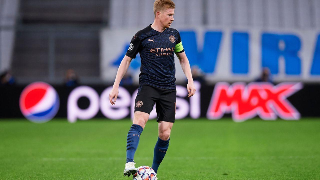 Kevin De Bruyne (Manchester City) - Bildquelle: 2020 Getty Images