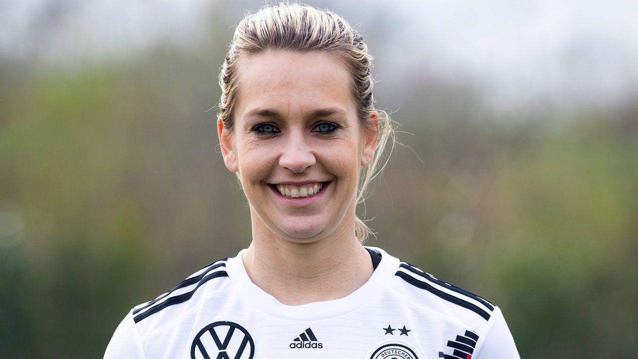 Lena Goeßling - Bildquelle: 2019 Getty Images