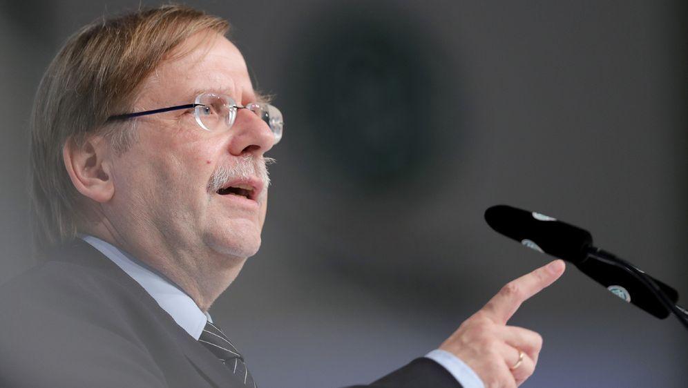 BFV-Präsident Rainer Koch - Bildquelle: Getty
