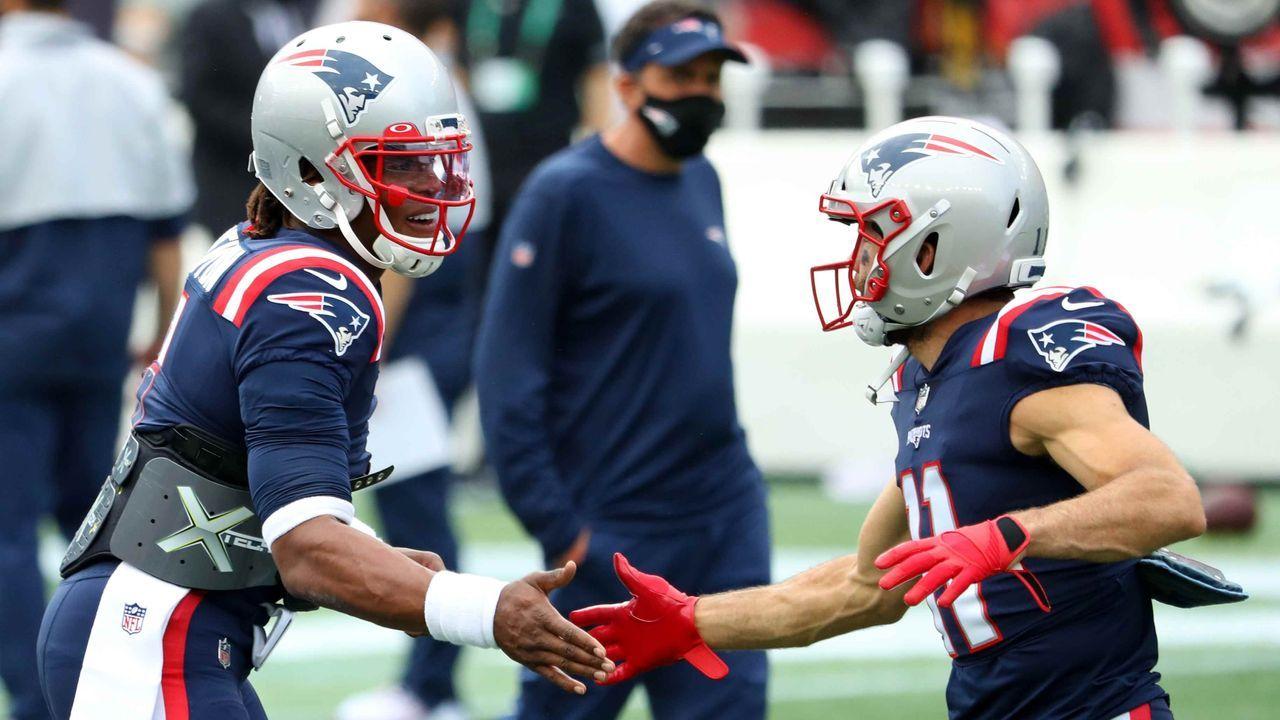 15. Pick: New England Patriots - Bildquelle: getty