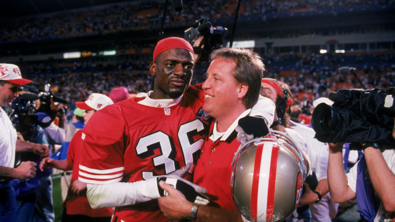 Super Bowl XXIX - Bildquelle: Getty Images