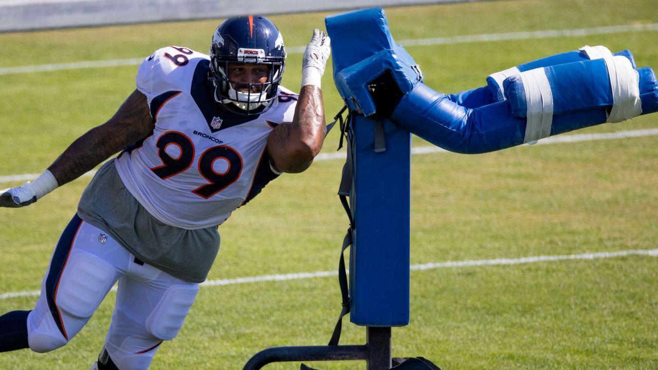 Jurrell Casey (Denver Broncos) - Bildquelle: Getty Images