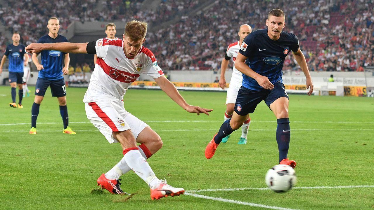 VfB Stuttgart 2016 - 2018, 50 Spiele, 28 Tore - Bildquelle: imago/Sven Simon