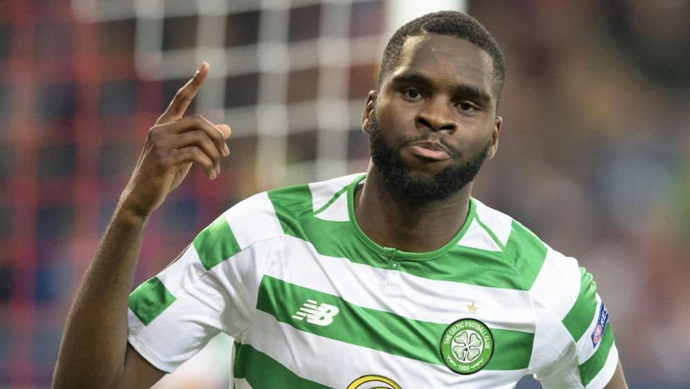 Odsonne Edouard schießt Celtic zum Pokalsieg - Bildquelle: AFPSIDJOE KLAMAR
