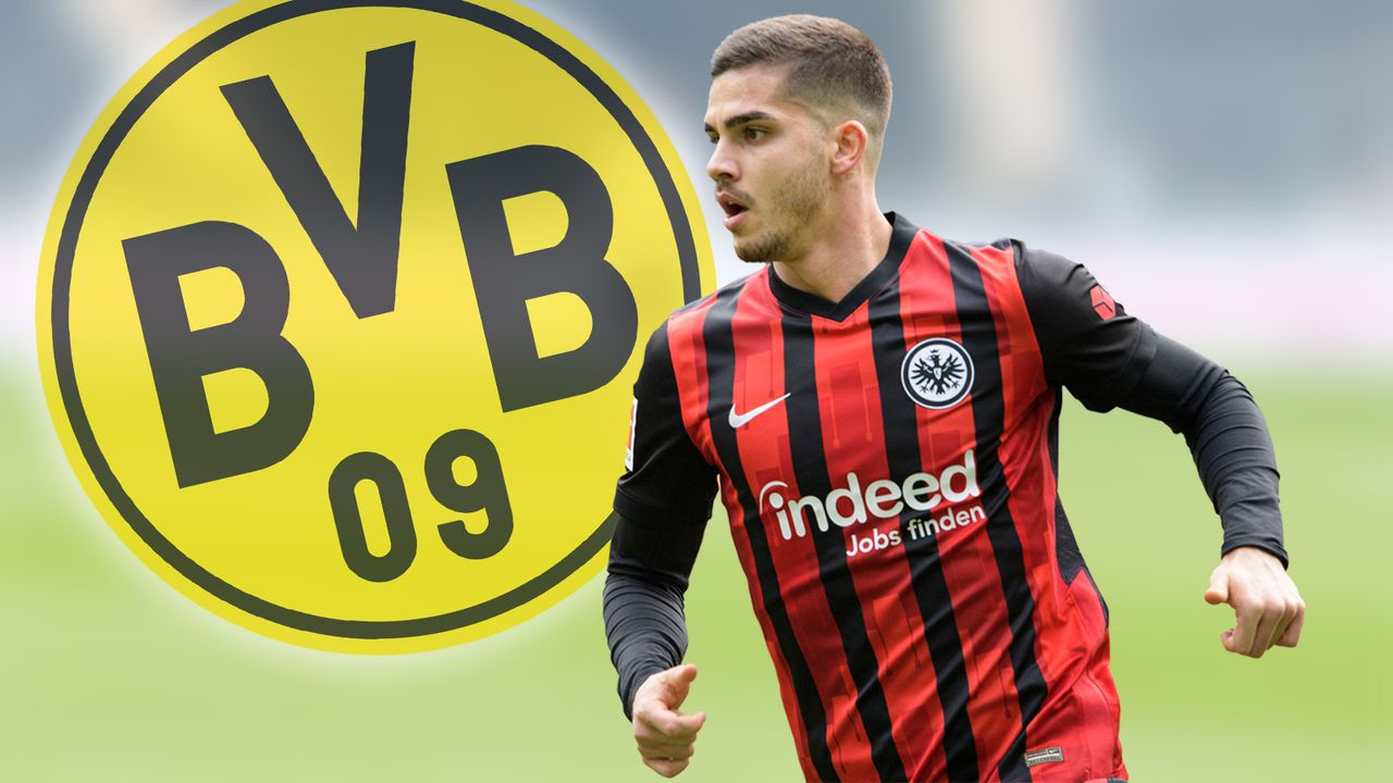 Andre Silva (Eintracht Frankfurt) - Bildquelle: Imago Images