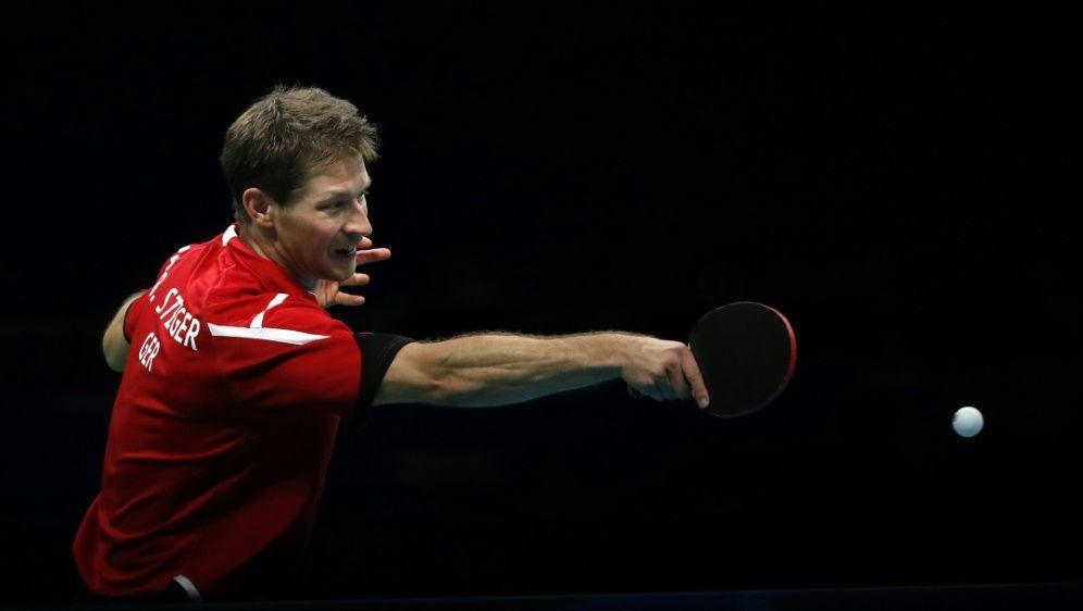 Letztes WM-Ticket an Tischtennis-Routinier Steger - Bildquelle: PIXATHLONPIXATHLONSID