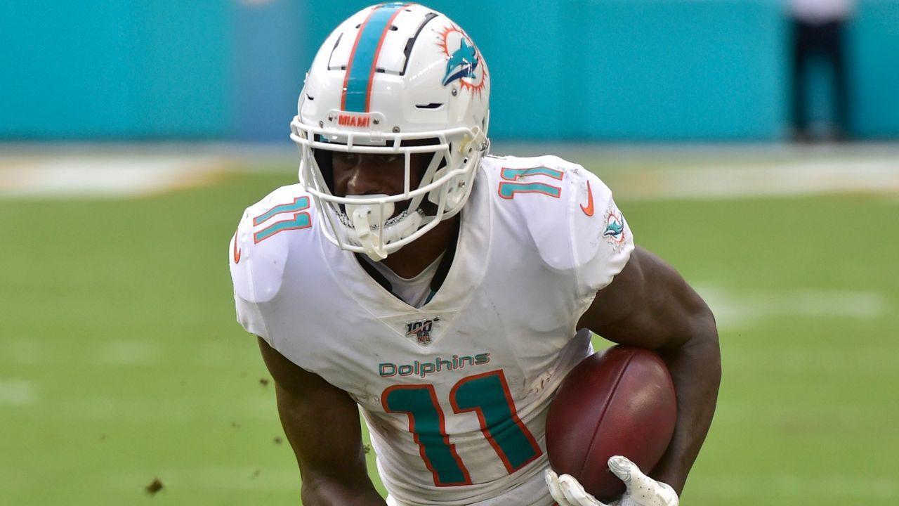 Miami Dolphins: DeVante Parker (Offense) - Bildquelle: getty