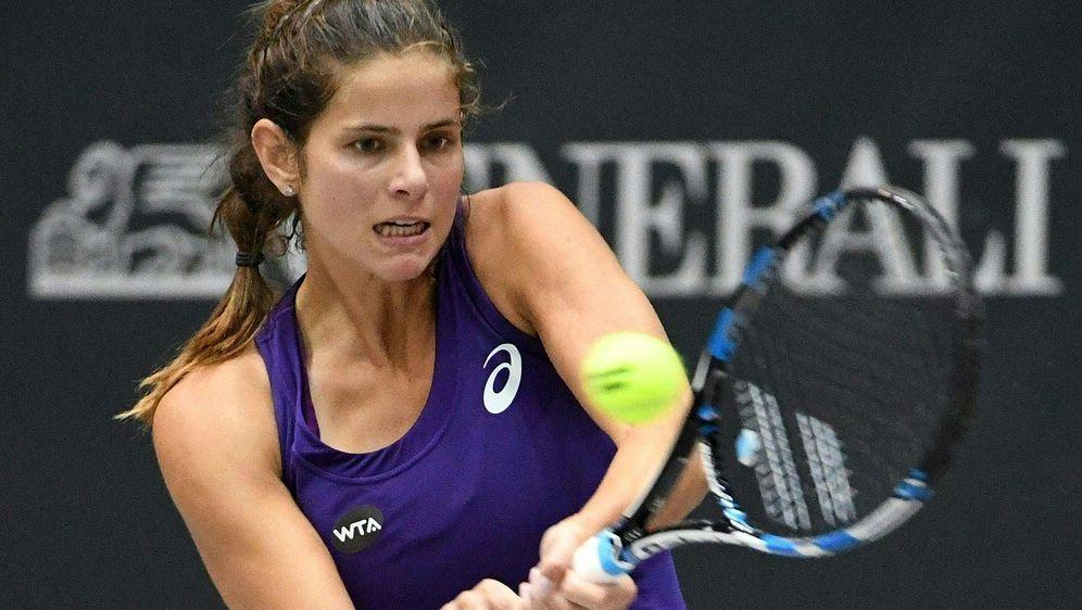 WTA-Turnier in Moskau: Görges erreicht das Achtelfinale - Bildquelle: AFPSID-HELMUT FOHRINGER