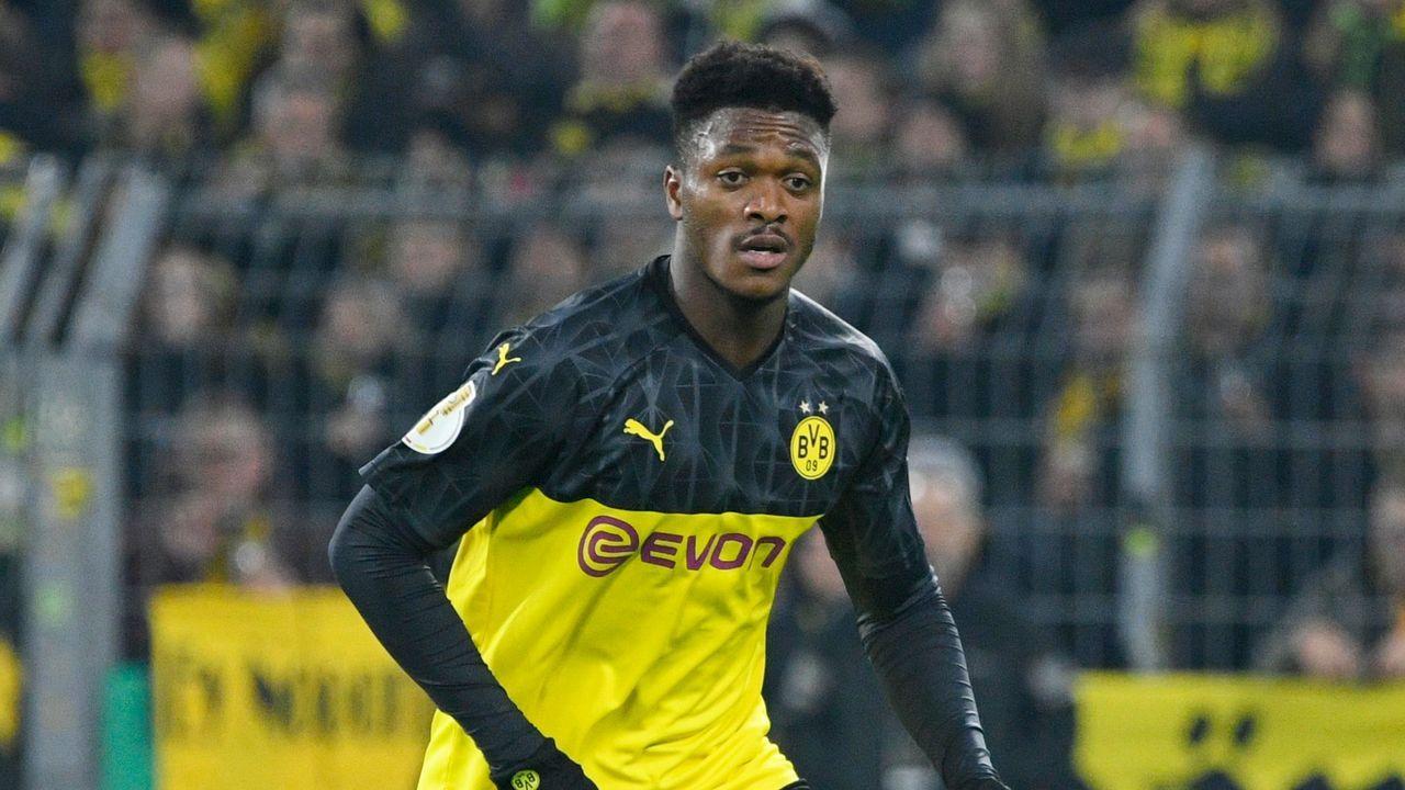 Dan-Axel Zagadou (Borussia Dortmund) - Bildquelle: imago