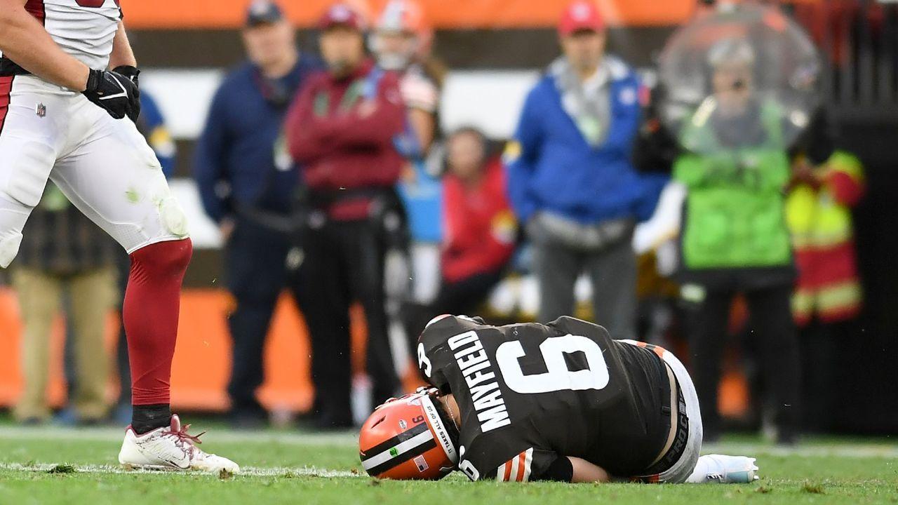 Baker Mayfield (Cleveland Browns)  - Bildquelle: getty