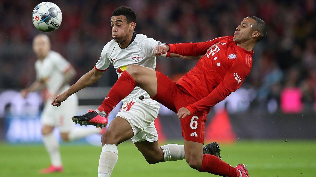 Thiago (Bayern München) - Bildquelle: getty
