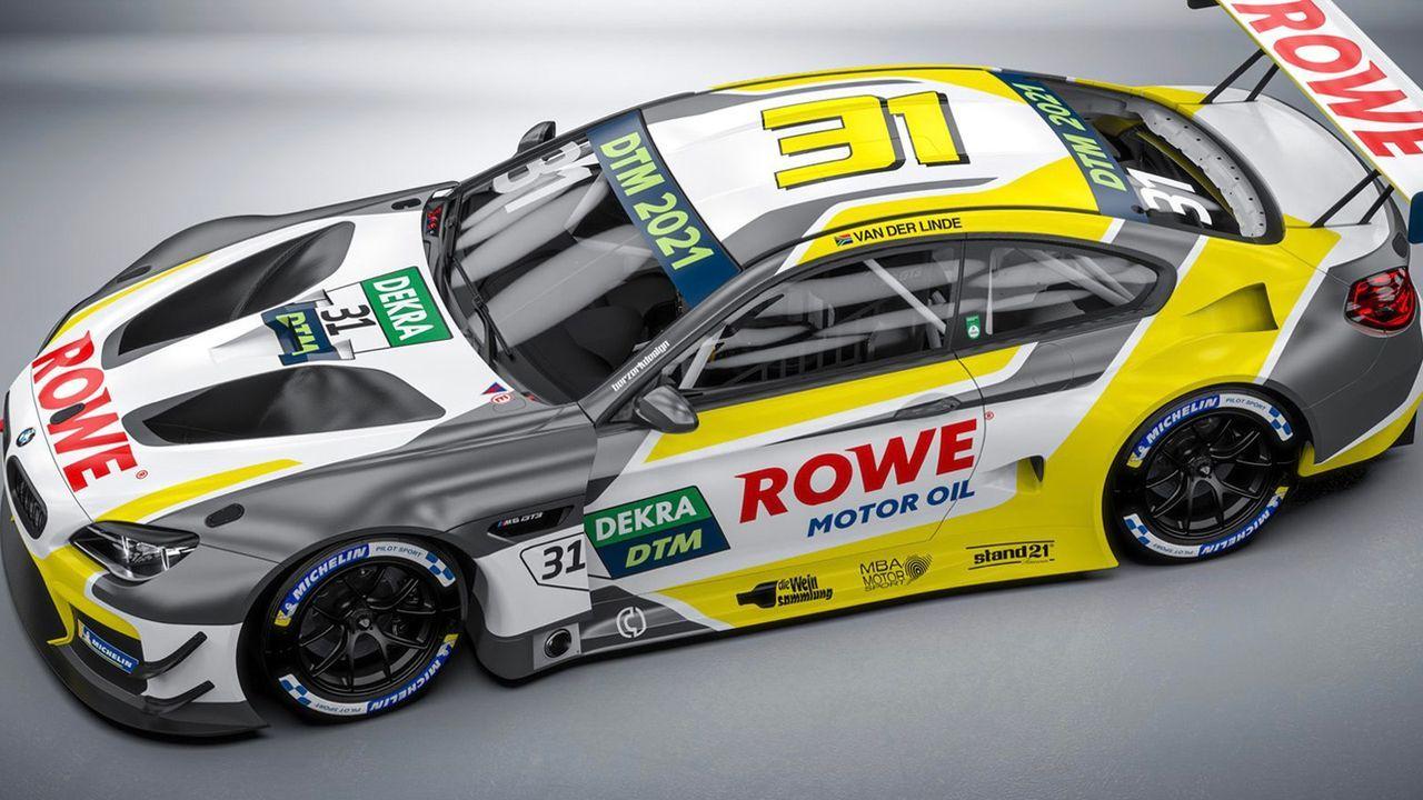 Rowe Racing (Sheldon van der Linde) - Bildquelle: Rowe